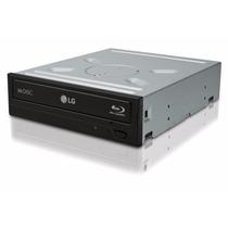 Gravador De Blu-ray Interno Lg Wh16ns40 16x Sata Preto