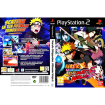 Jogos - Naruto Ultimate Ninja 02 Ao 05 - Playstation 2