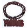 Colar Good Wood Ymcmb Lil Wayne Tyga Wiz - Pronta Entrega