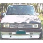 Fiat 147 Spoiler Delantero Deportivo.