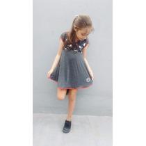 Vestidos Nena Modal Viscosa Originales Verano 17 De Calidad