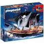 Playmobil 6678 Barco Pirata De Combate - Original