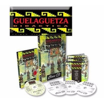 Guelaguetza Didáctica 1 Vol + 1 Dvd + 3 Cds Audio