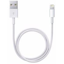 Cable Usb Iphone 5 Lighting Ipad Mini Cargador