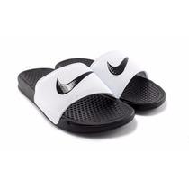 Sandalias, Cholas Nike Benassi 100% Original