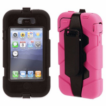 Fundas Iphone 4 Survivor 4s Accesorios Protector Silicón