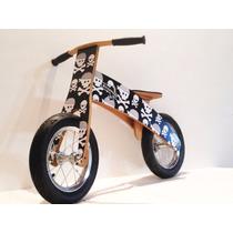 Bicicletas De Madera Sin Pedales Para Niños Bicicoptero