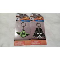 Llavero Yoda Star Wars Disney! Darth Vader