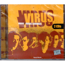 Virus - Obras Cumbres ( 2 Cd ) - Los Chiquibum