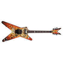 Guitarra Dean Dimebag Dimebonics Ml Com Case