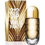 Perfume 212 Vip Wild Party Original Mujer 80 Ml Envío Hoy!