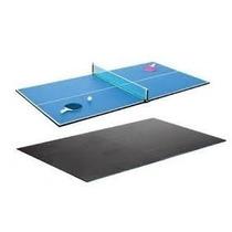 Tapa Comedor Y Ping Pong + Kit Paletas Pelotitas Red Yeerom