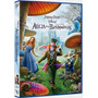 Alicia En El Pais De Las Maravillas Johnny Deep Disney Dvd