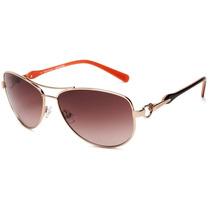 Gafas De Sol Juicy Couture Decos-lente Morado Ahumado Marco