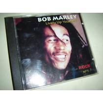 Bob Marley - Lively Uo Yourself - Altaya Rock Nº 1 Cd