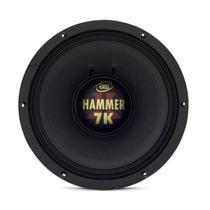 Alto Falante Subwoofer Eros 15 E15 3500w Hammer 7k 4 Ohms