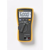Multimetro Fluke 113 True-rms Utility Multimeter With Displa