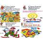 Coleccion De 12 Libros Full Color Para Hacer Miles De Cosas