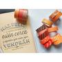 Washi Tape Masking Tape Deco Papel Craft Scrapbooking Naranj