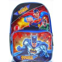 Mochila Justice League Full Size Standard Backpack