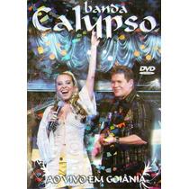 Dvd Banda Calypso - Ao Vivo Em Goiania