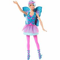 Boneca Barbie - Mix E Match Fadas - Azul - Mattel