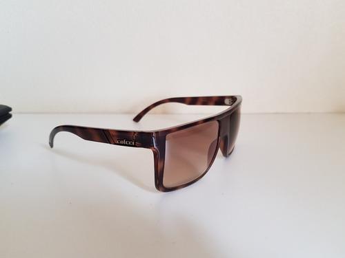 d3862487ab157 Óculos De Sol Colcci Garnet Cor Tartaruga Unissex Original - R  199 ...