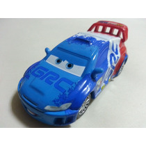 Disney Cars 2 Raoul Caroule Original Mattel Loose Mcqueen