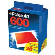 Polaroid 600 Película En Color Instantánea - 3 Pack