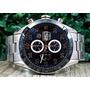 Reloj T.h. Carrera Calibre 16 Metal.