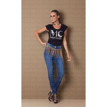Calça Fashion Blue Maria Gueixa Ref 3950
