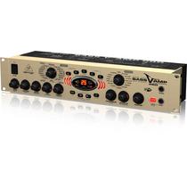 Rack De Efeitos Para Baixo Behringer Bass V Amp Pro Lx1b-pro