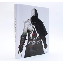 Libro Assassins Creed Complete Visual History Colección Arte