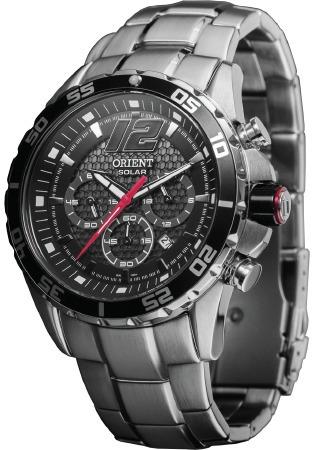 5f596e7ab66 Relógio Orient Masculino Ref  Mbssc094 P2sx - Solar - R  739