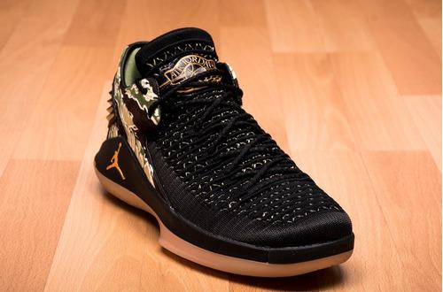 13845e2d13bab3 Tenis Nike Air Jordan 32 Xxxii Tiger Camo Originales En Caja -   3