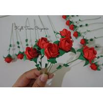 Mini Rosa De Origami