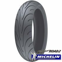 Pneu Michelin 180 55 17 73w Road Cb 600 Hornet Ano 2009 2010