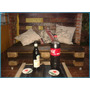 Sillon/banco Pallets Palets Artesanal Rustico-envio Incluido