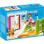 Playmobil 5579 Habitación De Niños Con Cama Y Tobogán
