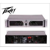 Amplificador De Potencia Peavey Pvi1000 Stereo By Dancis