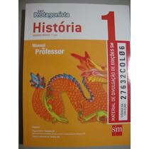 Livro Ser Protagonista - História Ensino Médio - 1º Ano