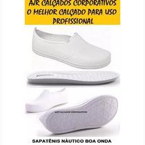 Sapato Med Works [ Hospitalar | Enfermagem | Gastronomia ]