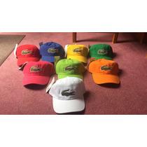 Gorras Lacoste Varios Colores