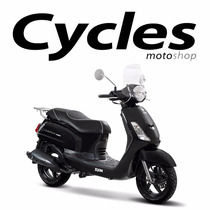 Sym Fiddle Ii 150s 0km Cuotas Sin Interes No Kymco !