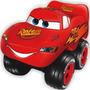 Fofomóvel Carros Macqueen Vermelho - Líder Brinquedos