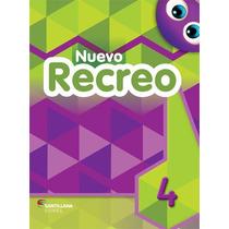 Nuevo Recreo 4 - Libro Del Alumno + Multirom