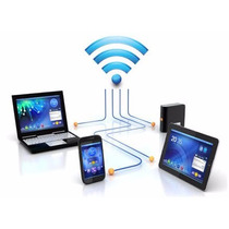 Conexión A Internet Wifi Gratis Inalambrico Redes Free