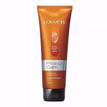 Shampoo Protect Care Complexo Nutrição Capilar Lowell 240ml