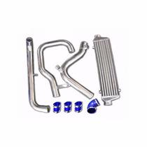 Kit De Intercooler Con Tuberia Vw Mk4 1.8t Seat Audi