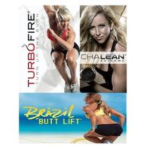 3pack Turbofire + Chalean Extreme + Brazil Butt Lift Aqui!!!